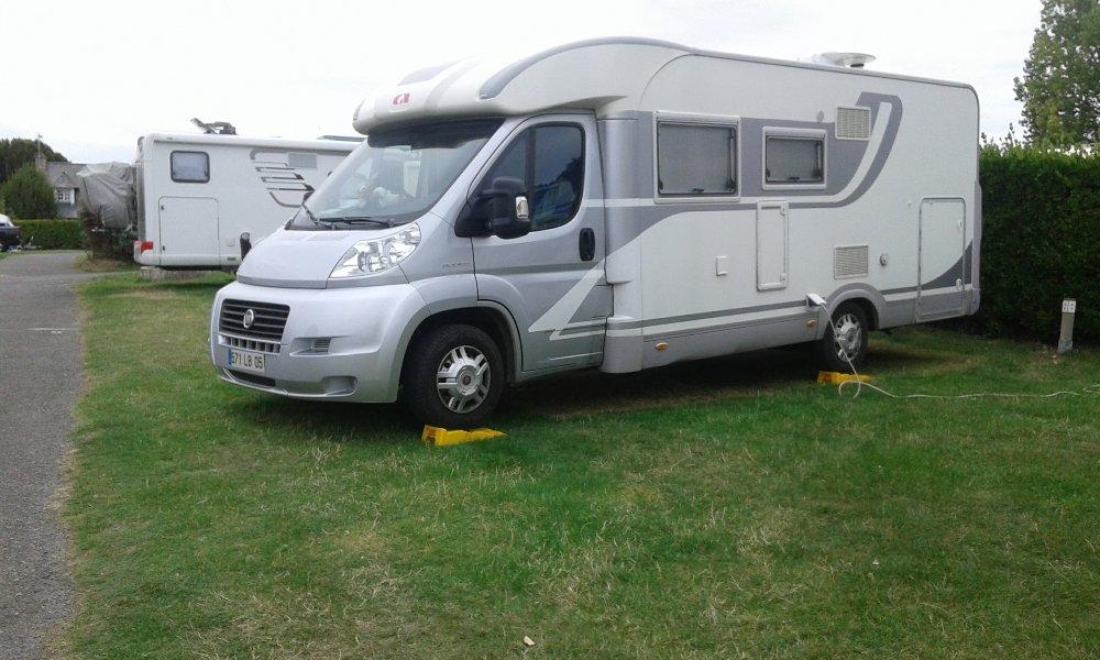 Aire camping-car à Miniac-Morvan (35540) - Photo 5